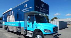 Cape Cod Healthcare bloodmobile
