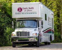 Family Health mobile unit