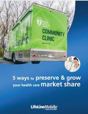 Five Ways to Preserve & Grow Market Share