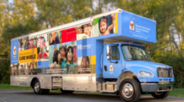 Ronald McDonald Care Mobiles_dental