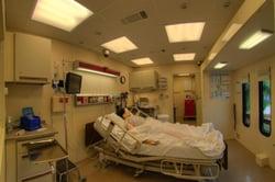 Coastal Carolina Healthcare Alliance mobile sim lab interior
