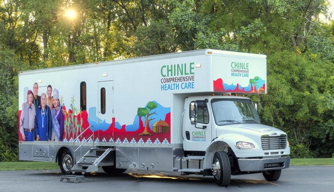 Mobile Mammography-Indian Health Service_Chinle, AZ