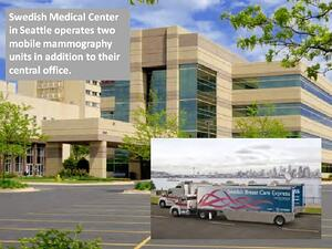 Swedish Medical Center in Seattle Mobile Health Unit